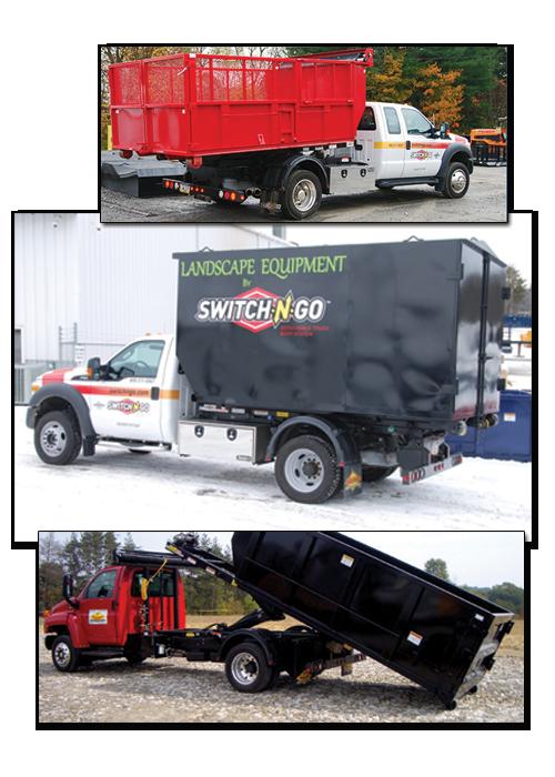 switch n go, truck body system, east penn commercial, east penn truck equipment