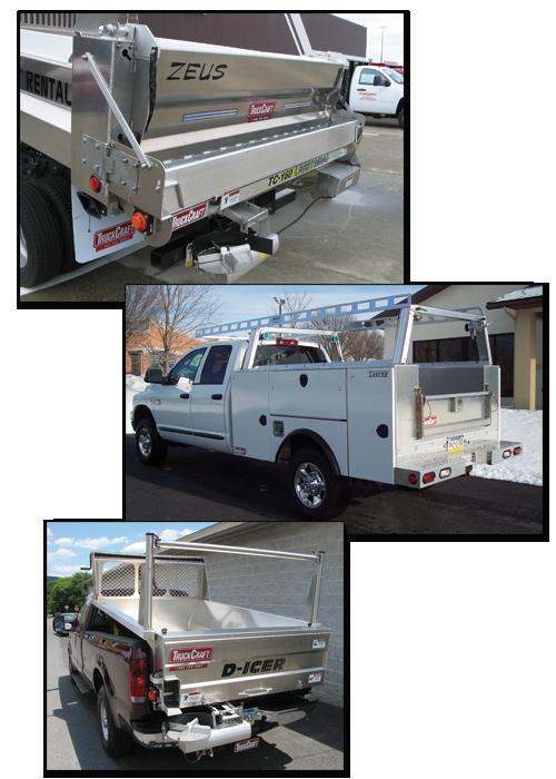 TRUCKCRAFT, east penn commercial, east penn truck equipment