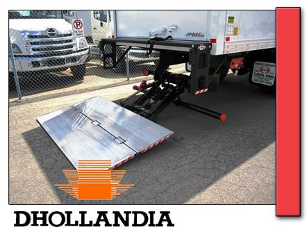 dhollandia, east penn commercial trucks