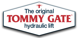 tommy gate, hydraulic lift, east penn commercial, east penn truck equipment