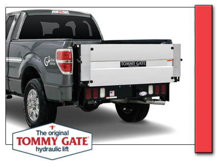tommy gate, east penn commercial trucks, east penn trucks