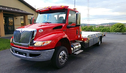 east penn truck equipment, carriers, truck carriers