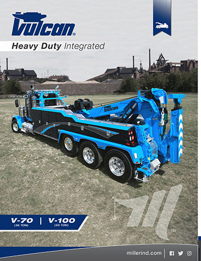 VULCAN HEAVY DUTY INTEGRATED