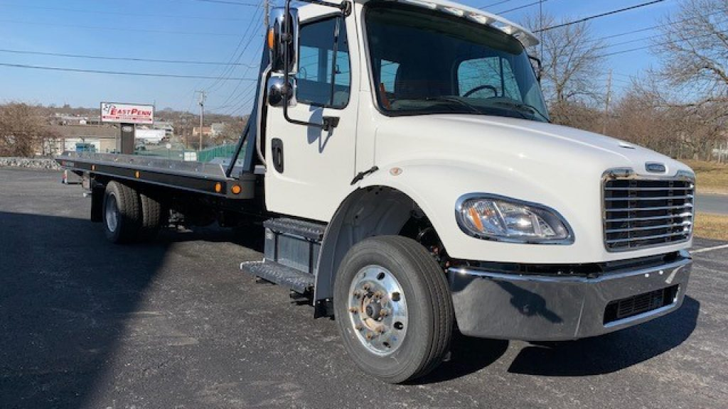 east penn truck equipment, new inventory, 2019 freightliner, chevron