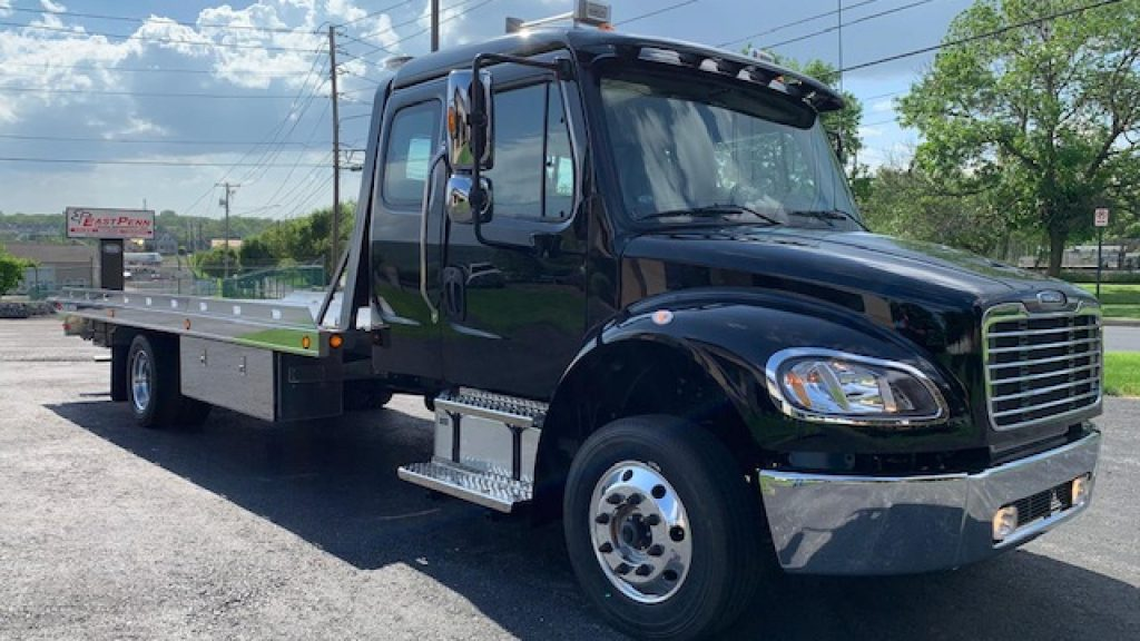 EAST PENN TRUCK EQUIPMENT, NEW INVENTORY, 2019 FREIGHTLINER MS, CHEVRON SERIES 12 LCG