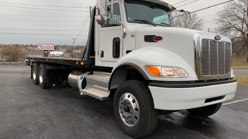 east penn truck equipment, new inventory, peterbilt 348