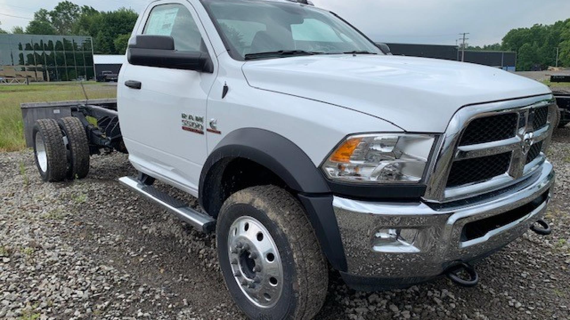 east penn truck equipment, chassis inventory, 2018 ram trucks 5500, chevron renegade II