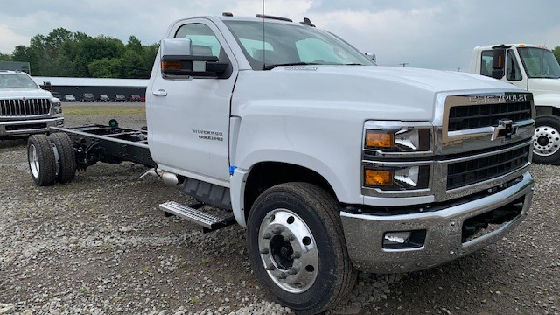 east penn truck equipment, chassis inventory, 2019 chevrolet 5500, chevron series 10, gen II
